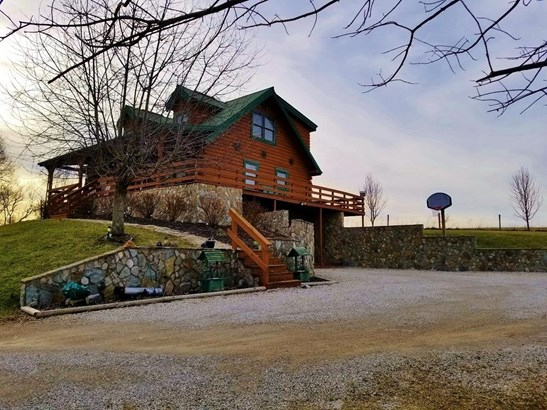 Single Family Residence, Cabin/Rustic - Sprigg Twp, OH (photo 5)