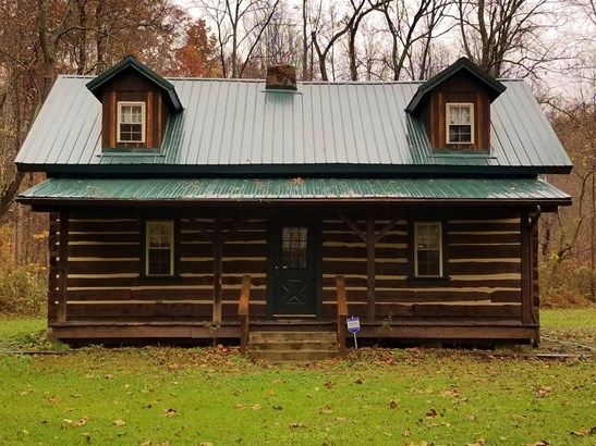 Single Family Residence, Cabin/Rustic - Meigs Twp, OH (photo 2)
