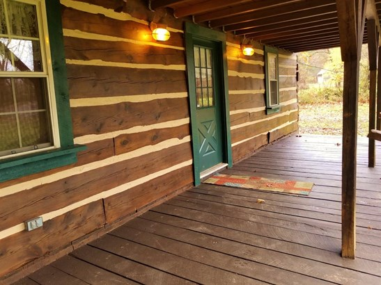 Single Family Residence, Cabin/Rustic - Meigs Twp, OH (photo 3)
