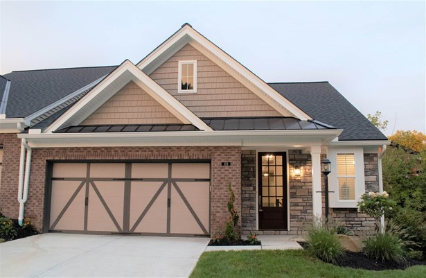 Townhouse,Single Family Attached, Traditional - Fort Thomas, KY
