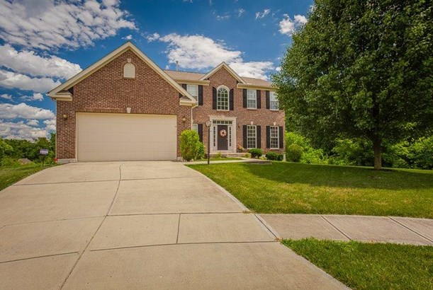 Single Family Residence, Transitional,Colonial - Union Twp, OH (photo 1)