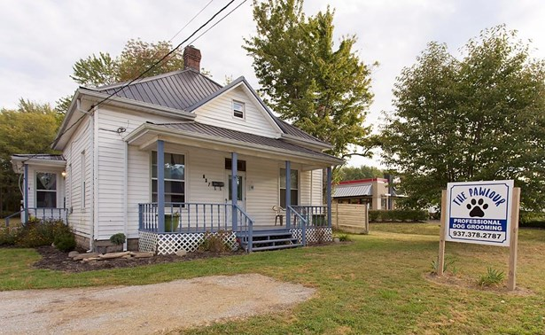 Cape Cod, Single Family Residence - Georgetown, OH (photo 1)