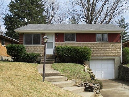 Single Family Residence, Ranch - North College Hill, OH (photo 1)