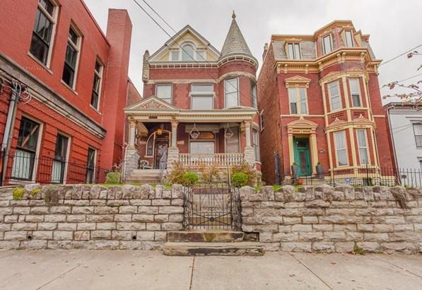 Single Family,Single Family Detached, Historic - Newport, KY (photo 1)