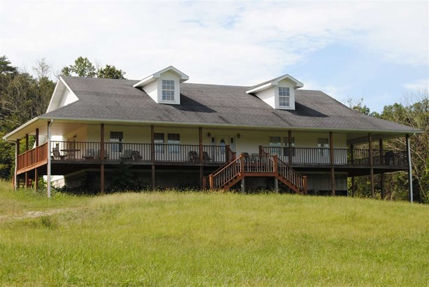 Ranch, Single Family,Single Family Detached - Vanceburg, KY (photo 1)