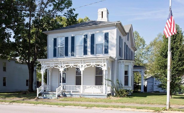 Single Family Residence, Victorian - Georgetown, OH (photo 1)