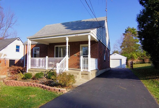 Cape Cod, Single Family Residence - Sycamore Twp, OH (photo 1)