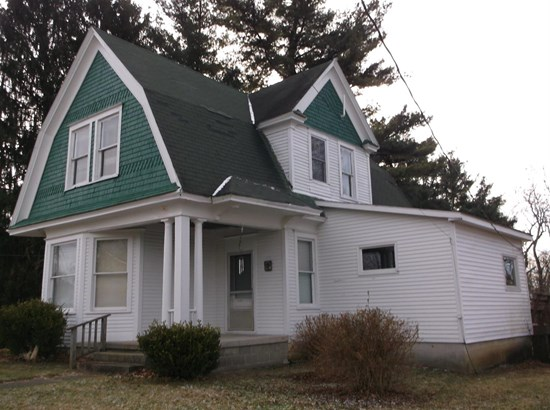 Single Family Residence, Historical - West Union, OH (photo 1)