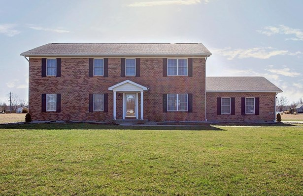Single Family Residence, Colonial - Franklin Twp, OH (photo 1)