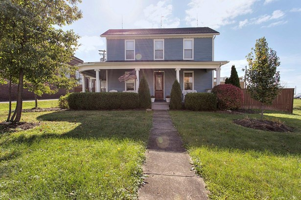 Single Family Residence, Historical,Traditional - Georgetown, OH (photo 1)