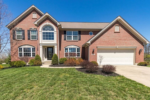 Single Family Residence, Traditional - Ross Twp, OH (photo 1)