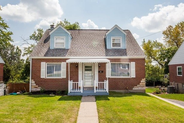 Single Family,Single Family Detached, Traditional - Newport, KY (photo 1)