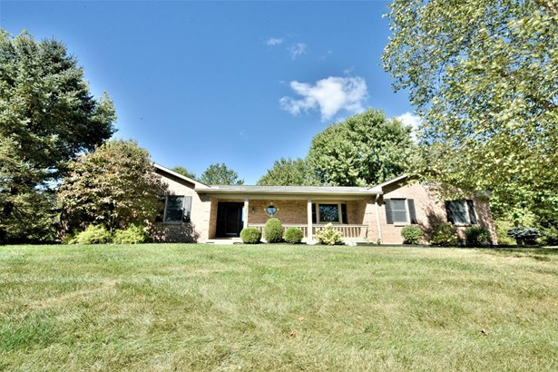 Single Family Residence, Ranch - Crosby Twp, OH (photo 1)