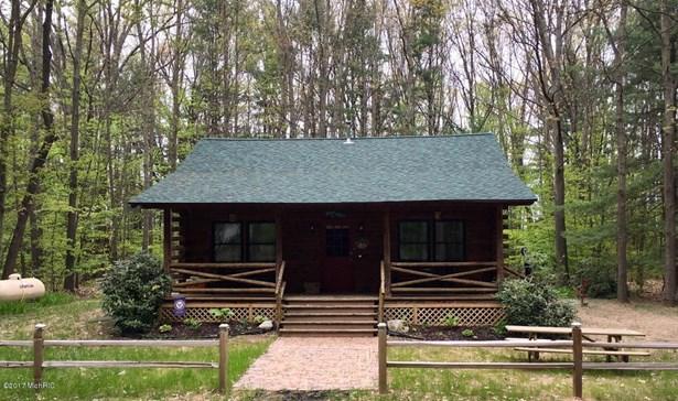 Single Family Residence, Log Home - Grand Junction, MI (photo 1)
