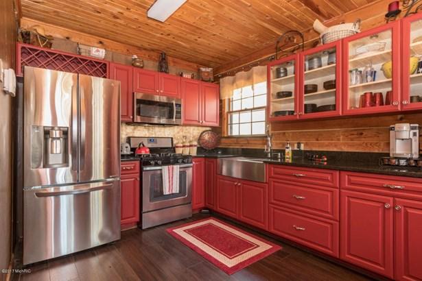 Single Family Residence, Log Home - Grand Junction, MI (photo 3)