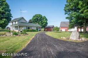 Farm House, Single Family Residence - East Leroy, MI (photo 3)