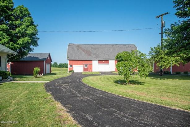 Farm House, Single Family Residence - East Leroy, MI (photo 4)