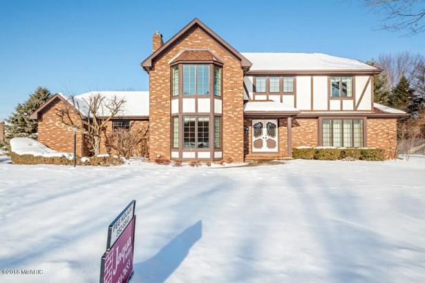Tudor, Single Family Residence - Portage, MI (photo 1)
