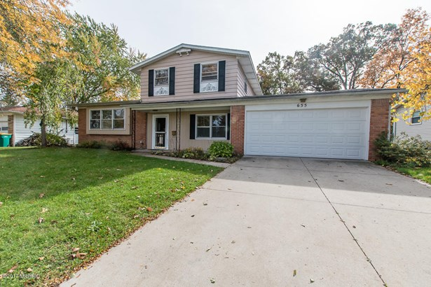 Tri-Level, Single Family Residence - Battle Creek, MI (photo 1)