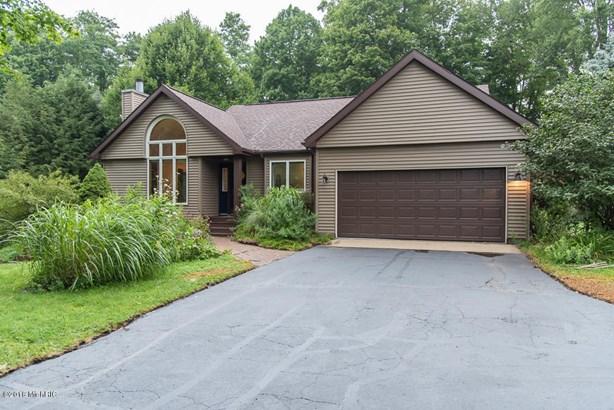 Single Family Residence, Ranch - Richland, MI