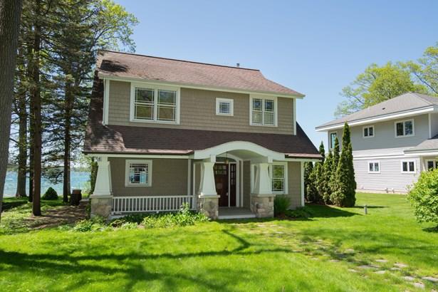 Single Family Residence, Craftsman - Hickory Corners, MI