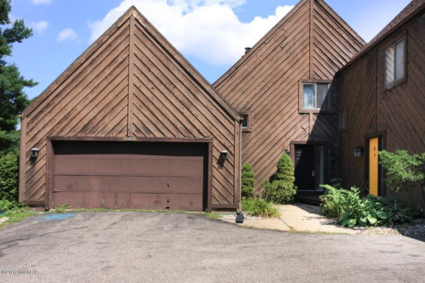 Single Family Residence, Contemporary - Plainwell, MI (photo 1)