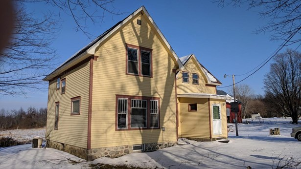 Farm House, Single Family Residence - Lawrence, MI (photo 1)