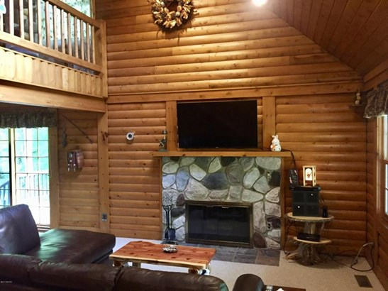 Single Family Residence, Log Home - Coloma, MI (photo 3)