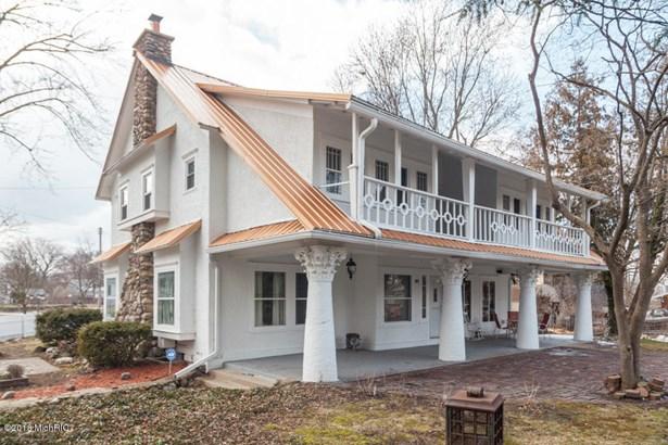 Single Family Residence, Victorian - Battle Creek, MI (photo 1)