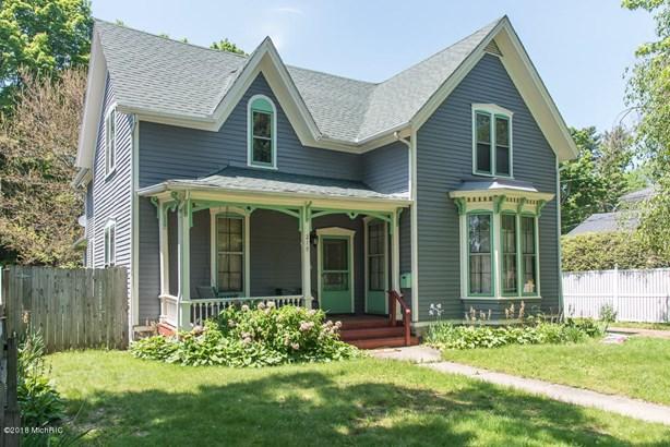Single Family Residence, Victorian - Marshall, MI (photo 1)