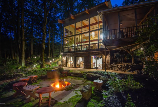 Single Family Residence, Contemporary - South Haven, MI