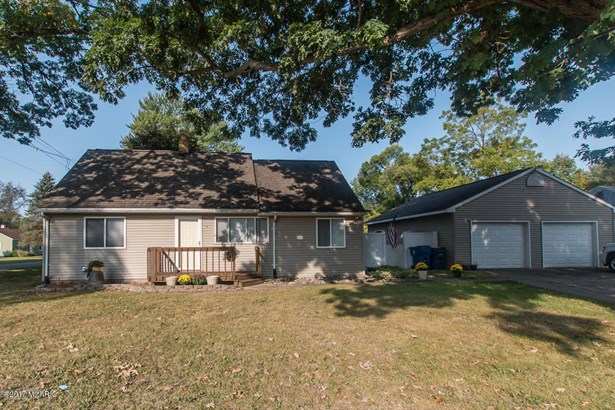 Cape Cod, Single Family Residence - Kalamazoo, MI (photo 1)
