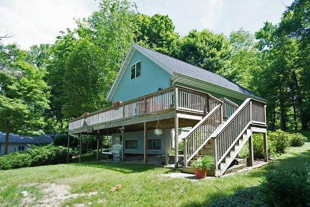 Single Family Residence, Contemporary - Allegan, MI (photo 1)