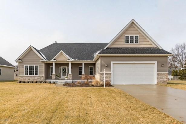 Single Family Residence, Ranch - Stevensville, MI (photo 1)