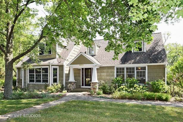 Cape Cod, Detached Single - La Grange Highlands, IL