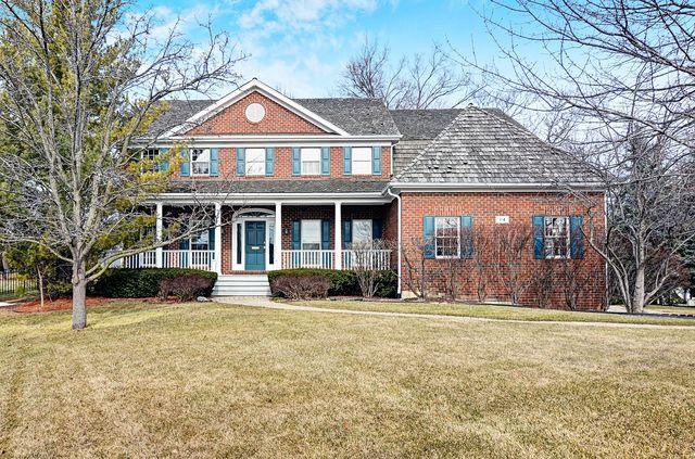 Colonial, Detached Single - Clarendon Hills, IL (photo 1)