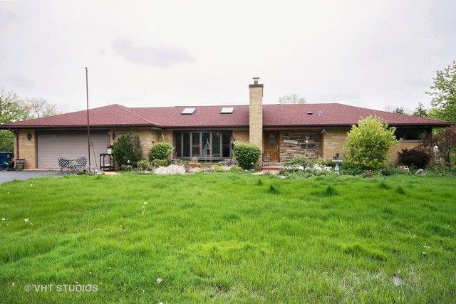 Ranch, Detached Single - Palos Park, IL (photo 1)