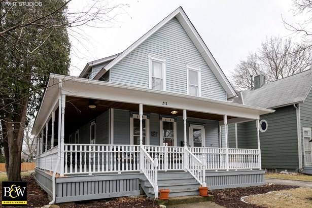 Victorian, Detached Single - West Dundee, IL (photo 1)