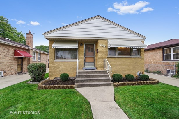 Ranch, Detached Single - Harwood Heights, IL