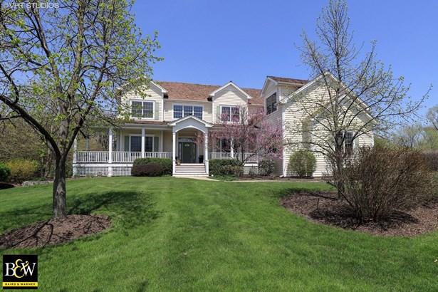 Traditional, Detached Single - Green Oaks, IL