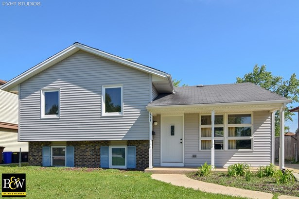 Tri-Level, Detached Single - Glendale Heights, IL (photo 1)