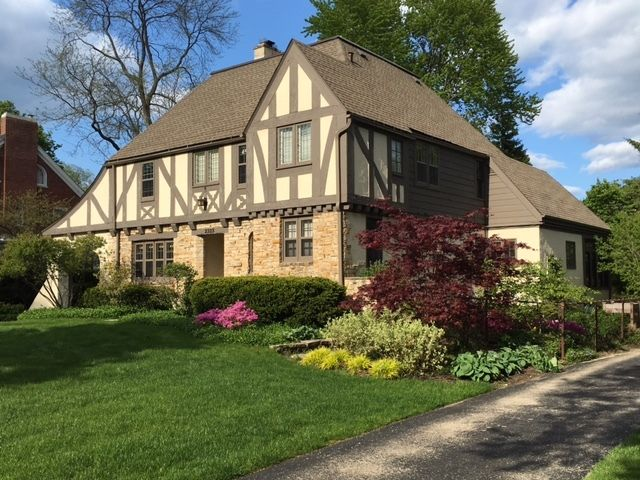 Tudor, Detached Single - Evanston, IL (photo 1)