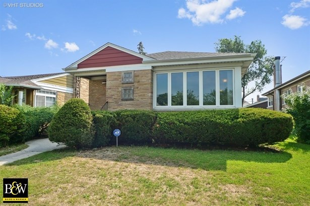 Ranch, Detached Single - Elmwood Park, IL (photo 1)