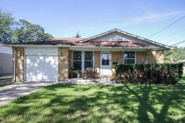 Ranch, Detached Single - Chicago Heights, IL