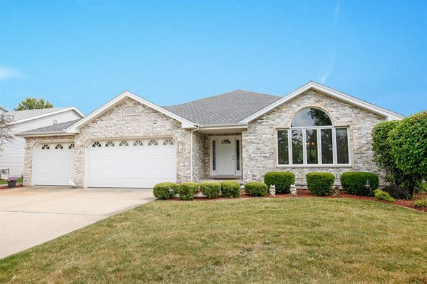 Detached Single, Step Ranch - Romeoville, IL (photo 1)