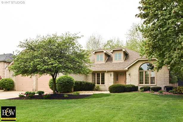 Detached Single, Step Ranch - Homer Glen, IL (photo 1)