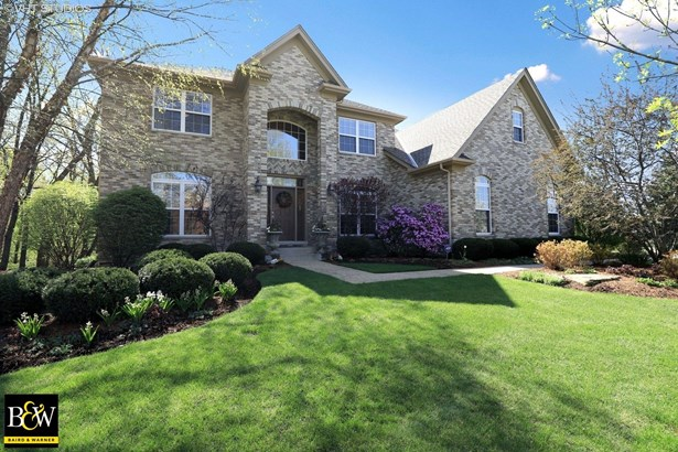 Traditional, Detached Single - Hawthorn Woods, IL (photo 1)