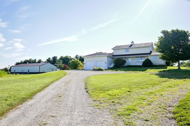 Colonial, Detached Single - Hampshire, IL