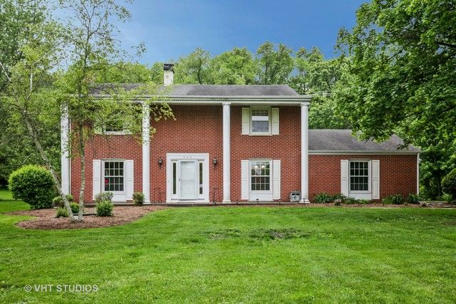 Colonial, Detached Single - Sleepy Hollow, IL (photo 1)