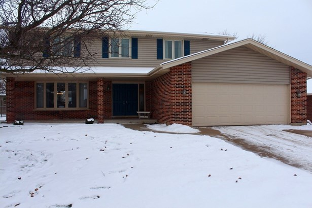 Traditional, Detached Single - New Lenox, IL (photo 1)